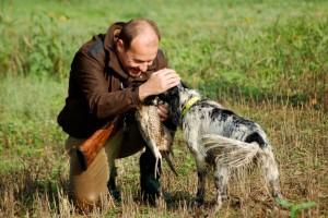 Il rapporto cane/cacciatore, è una simbiosi perfetta dove entrambi danno il massimo l'uno per l'altro.