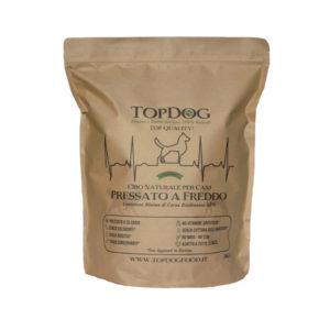 cibo naturale per cani top dog